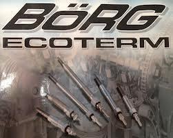 CALENTADORES  Borg
