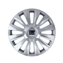 """OMP OMPS07011402 - TAPACUBOS 14""""  MAGNUM SPEED SILVER"""