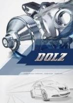 Bomba de agua vehículo industrial  Dolz