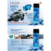 SPRAY HIDROALCOHOLICO  Iada