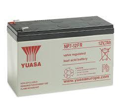 Baterías industriales  Yuasa