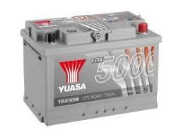 Baterías automoción  Yuasa